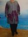 """Кардиган """"Лиловый шик"""" (милано) (Smart-Woman, Россия) — размеры 60/62, 64/66, 68/70, 72/74, 76/78, 80/82"""